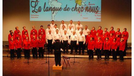 Groupes vocaux et chorales dans le maine et loire 49 en pays de la loire - Chorale coup de coeur laval ...